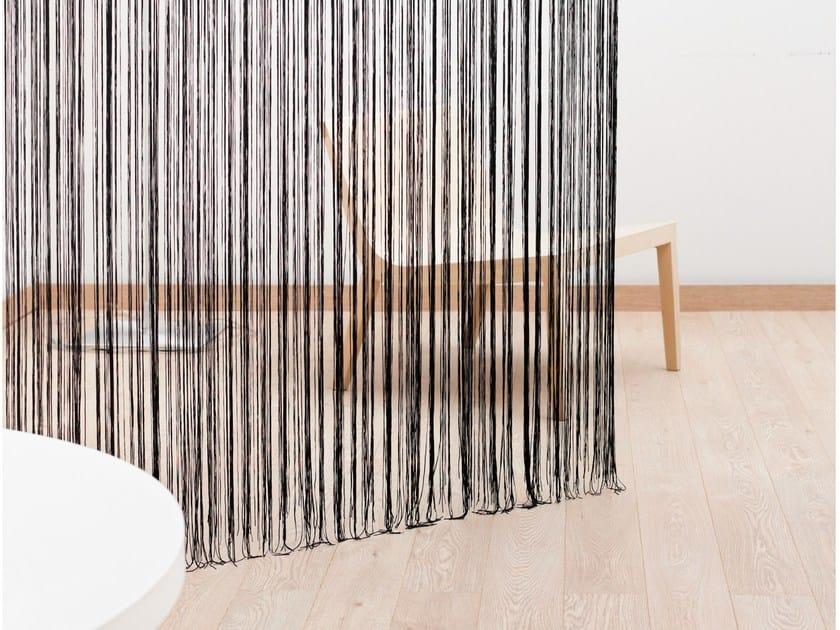 Trevira® CS chain curtain SARAH by Equipo DRT