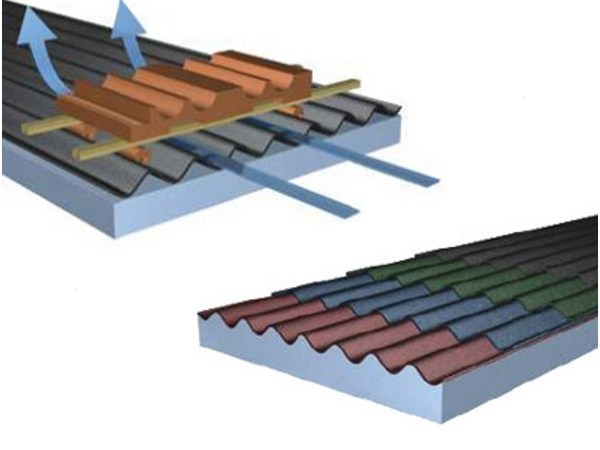 Thermal insulation panel IMPERCOPPO by Cabox