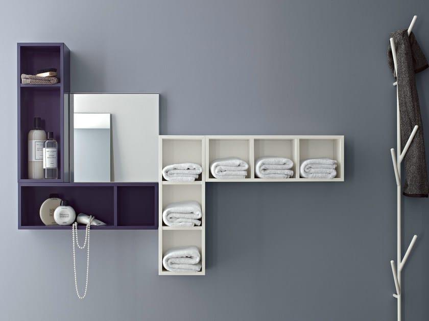 Bathroom Furniture Set CANESTRO POSITION C04 By