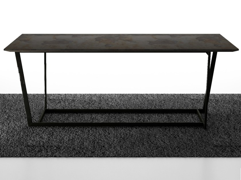 Rectangular dining table BEN | Rectangular table by F.lli Orsenigo