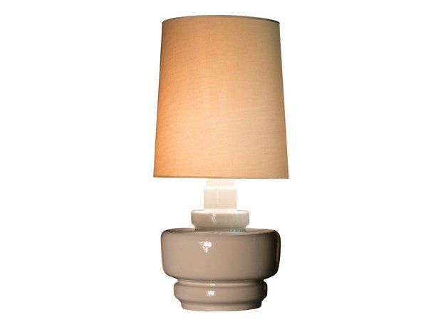 Ceramic table lamp SAVIGNY by Hamilton Conte Paris