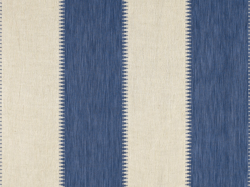 Striped upholstery fabric ESMIRNA by Equipo DRT