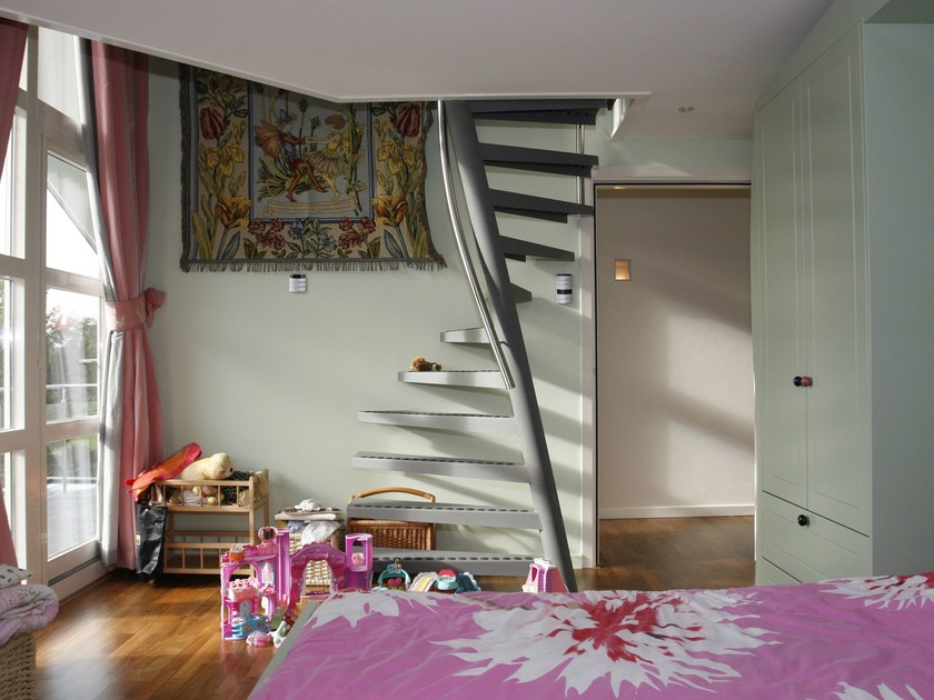 escalier helicoidal 1m2