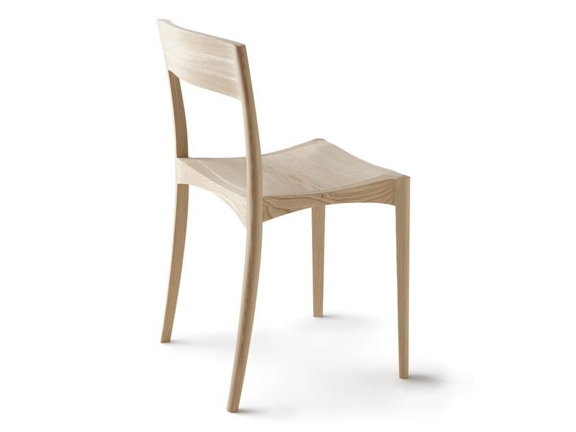 Ash chair OCTOBER by Nikari