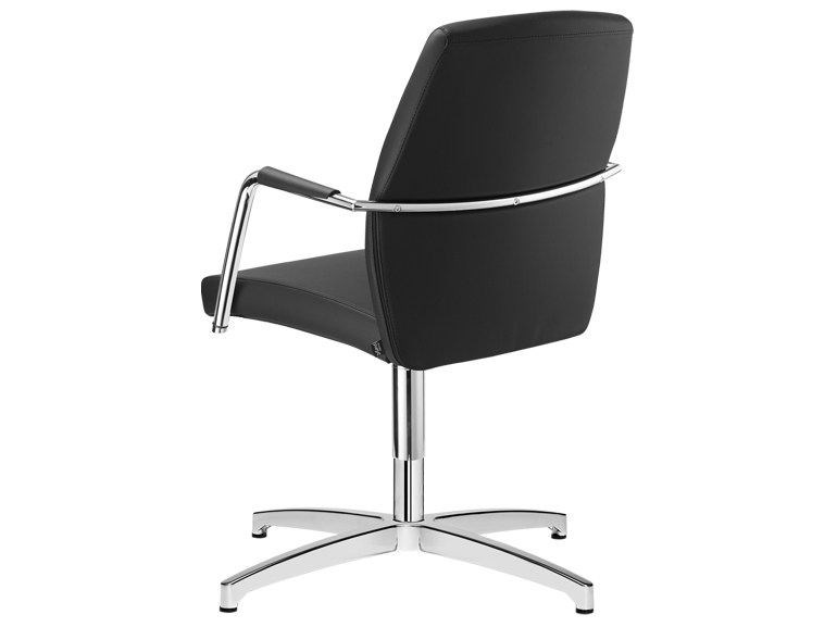 Task chair with 4-Spoke base PASSE-PARTOUT | Task chair by SitLand