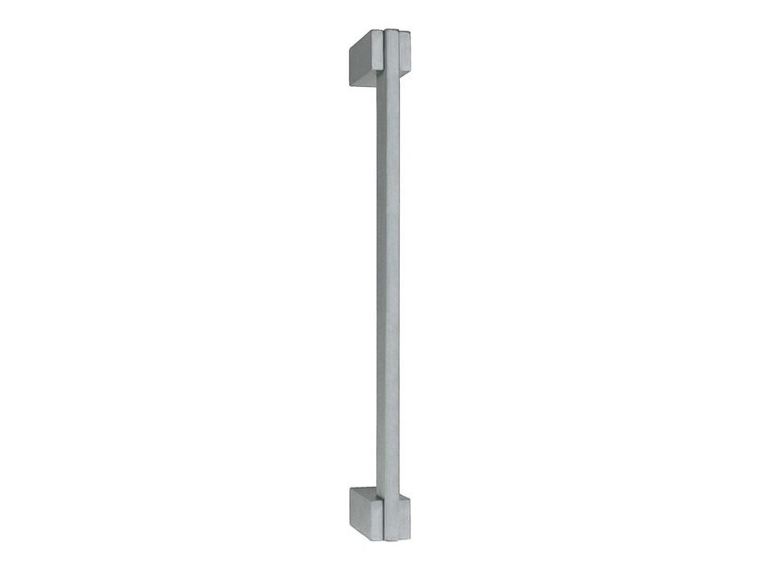 Chromed brass pull handle SLIM | Pull handle by LINEA CALI'