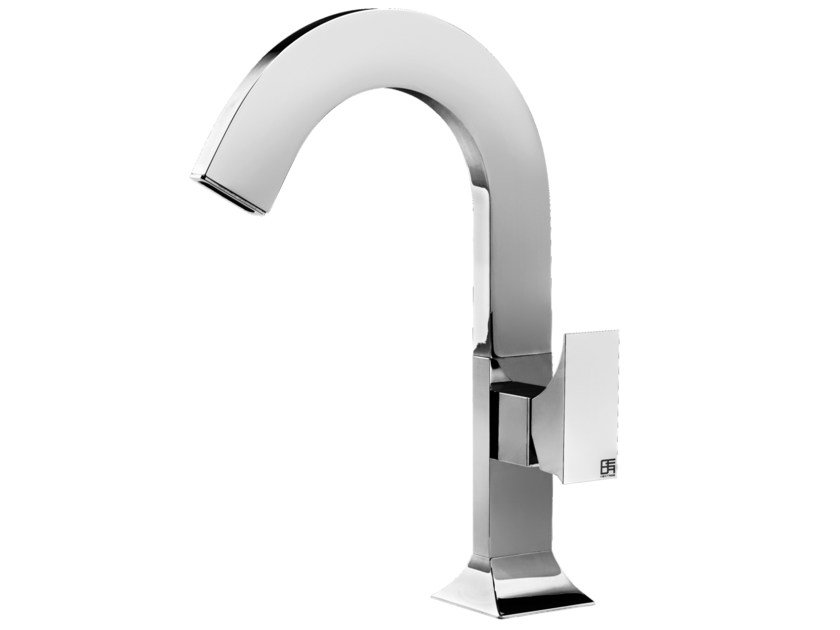 Single handle 1 hole washbasin mixer RAJIA | Single handle washbasin mixer by GEDA