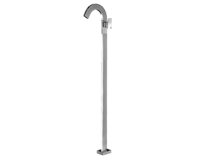 Floor standing single handle washbasin mixer RAJIA   Floor standing washbasin mixer by GEDA