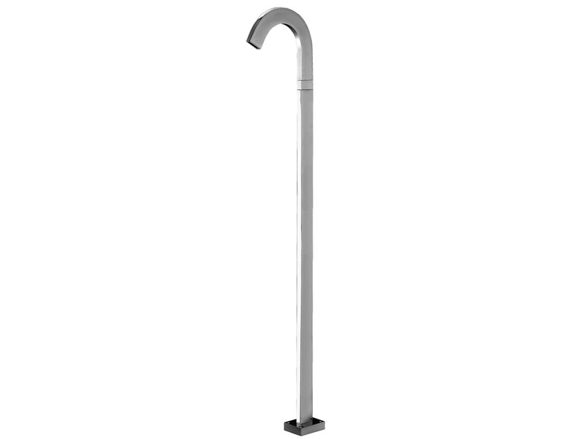 Floor standing sink spout RAJIA   Floor standing spout by GEDA