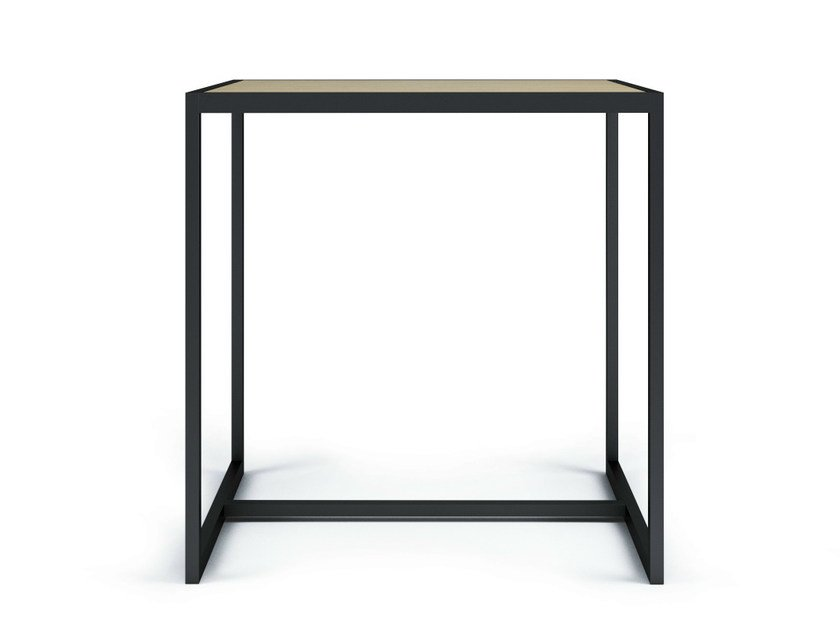 Square garden table GARDEN BISTRO   Square table by Röshults