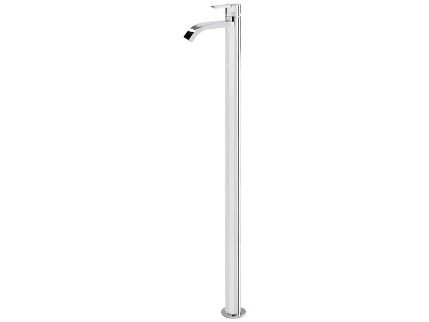 Floor standing single handle washbasin mixer IKO | Floor standing washbasin mixer by GEDA