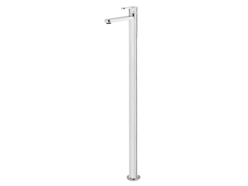 Floor standing single handle washbasin mixer MIK | Floor standing washbasin mixer by GEDA