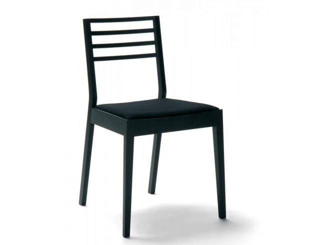Ash chair CAFÉ BASIC TNT3 by Nikari