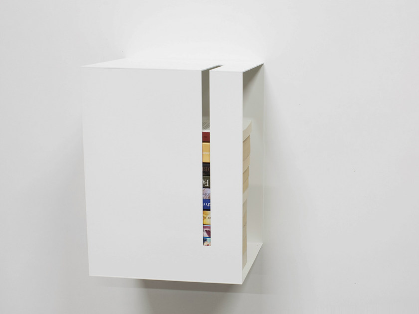 Lacquered iron wall cabinet MANHATTAN | Wall cabinet by Röshults