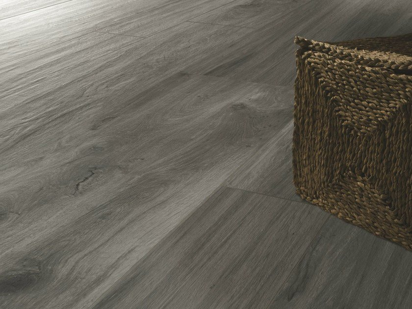 Porcelain stoneware wall/floor tiles with wood effect TAVOLATO by Casalgrande Padana