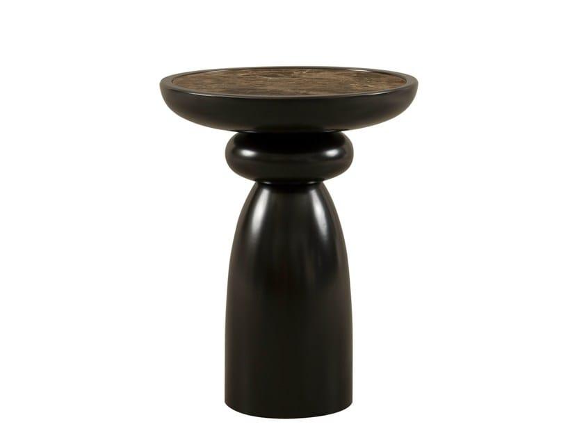 Round coffee table THÉA   Coffee table by Hamilton Conte Paris