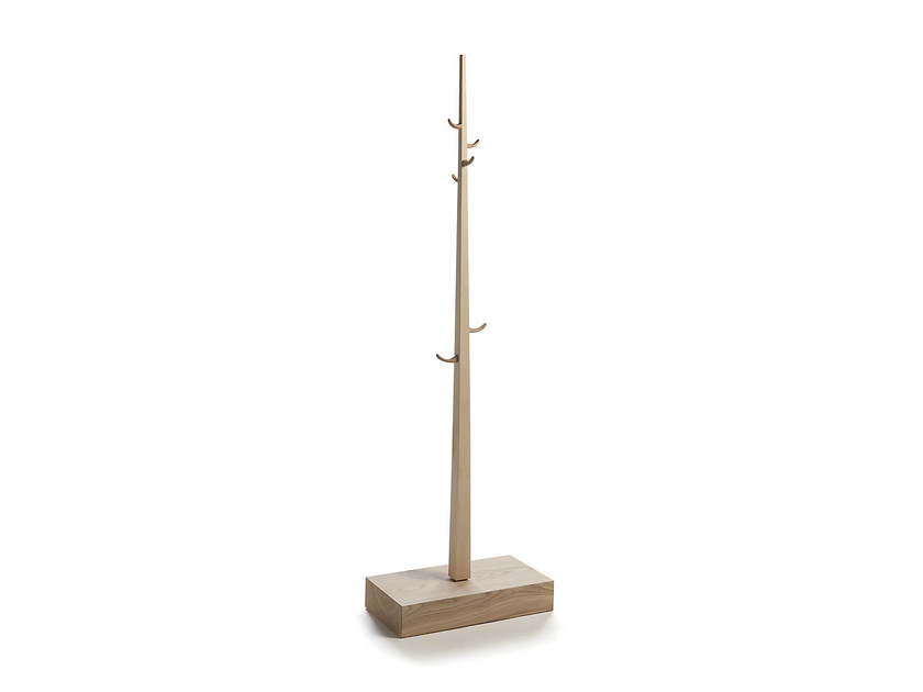 Wooden coat stand ARTE KVN1 by Nikari
