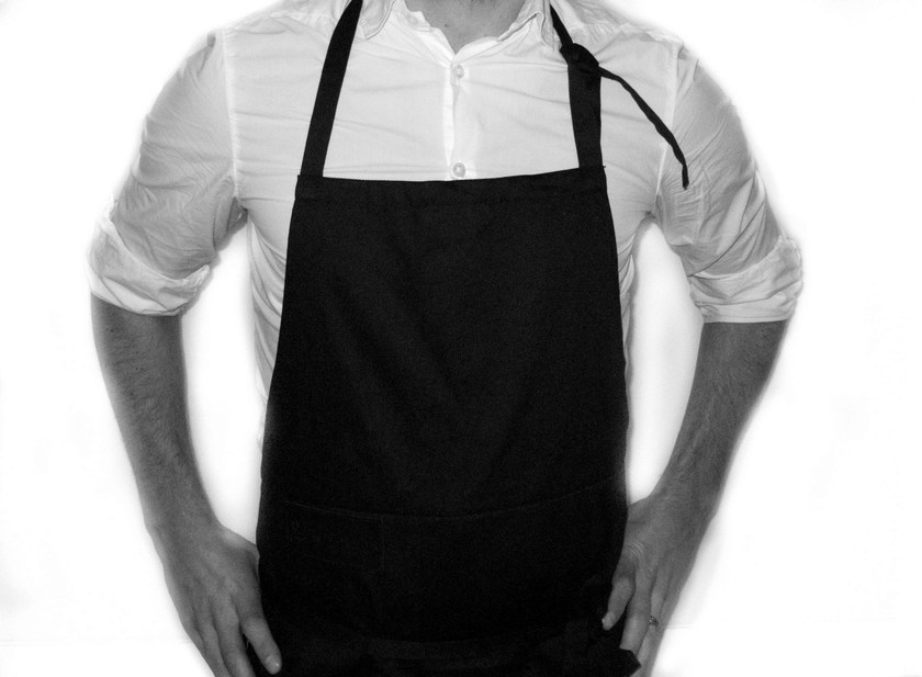 Fabric kitchen apron APRON by Röshults