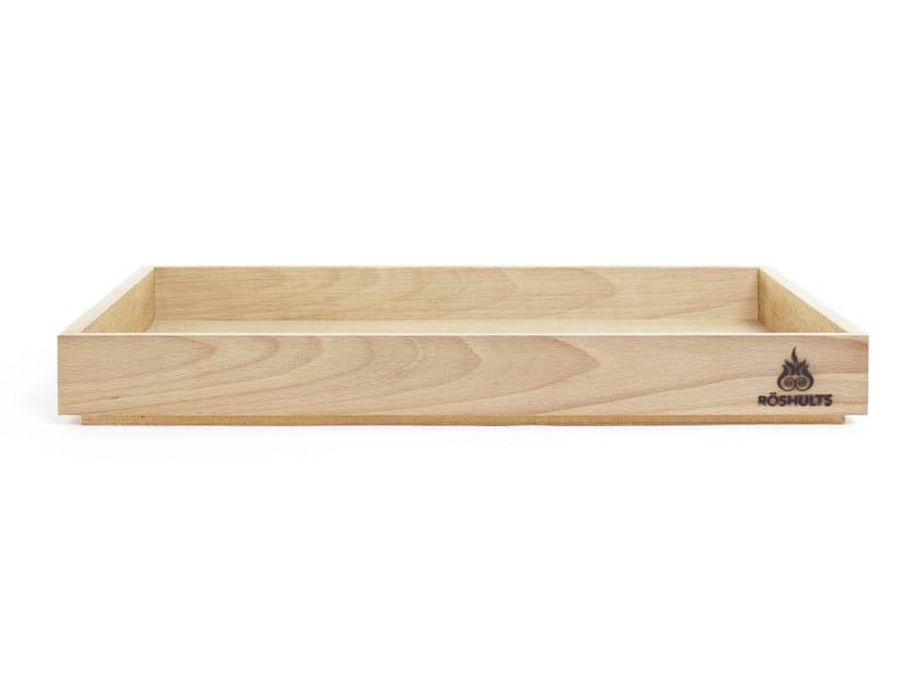 Beech tray Tray by Röshults