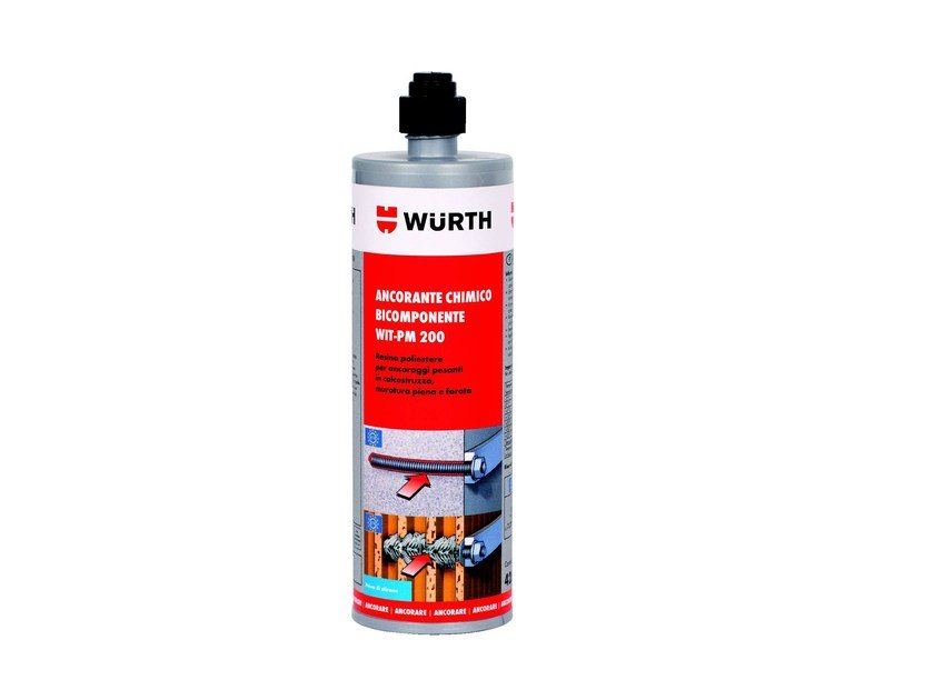 Chemical anchor WIT-PM 200 by Würth