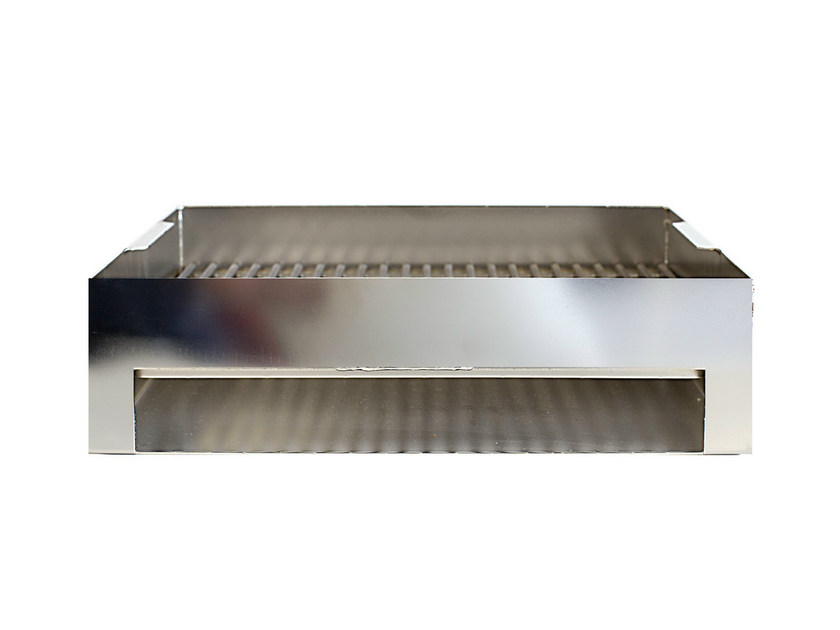 Barbecue accessory Charcoal fuel holder by Röshults