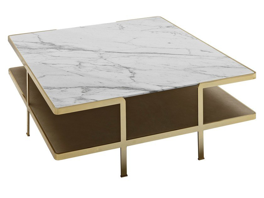 Coffee table for living room ODILON | Coffee table by Nube Italia