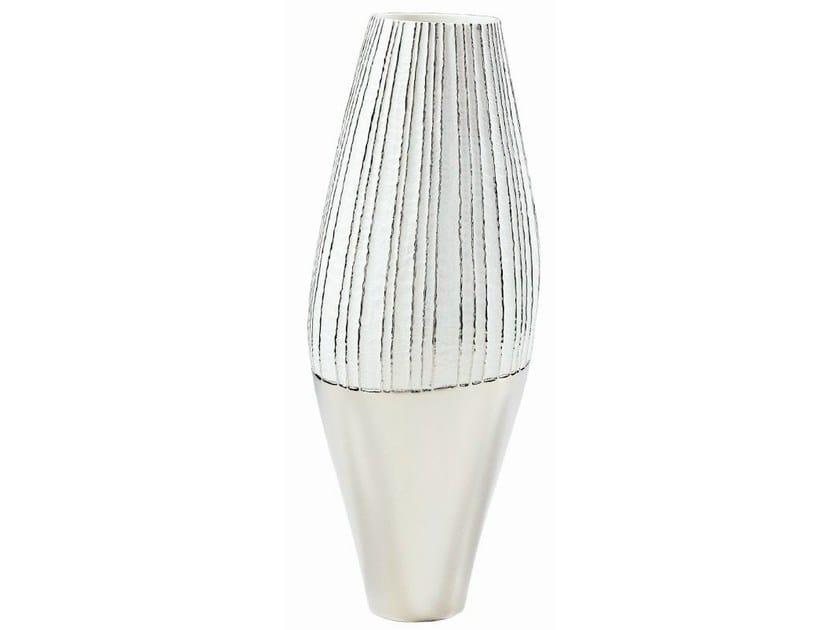 Porcelain vase NAUM   Vase by Fos Ceramiche