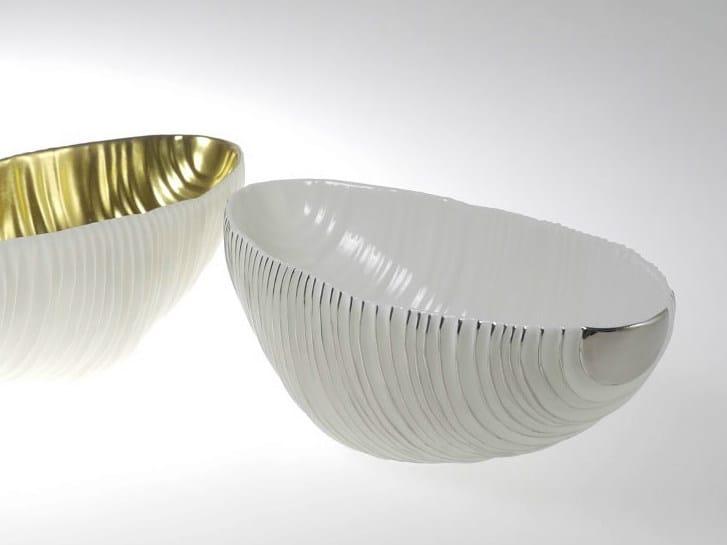 Porcelain centerpiece NOVALIS | Centerpiece by Fos Ceramiche