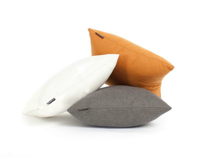 Square fabric cushion GARDEN EASY   Cushion by Röshults