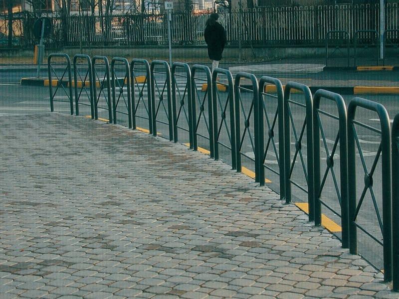 Pedestrian barrier PERLA DEL LARIO 700 by SMEC