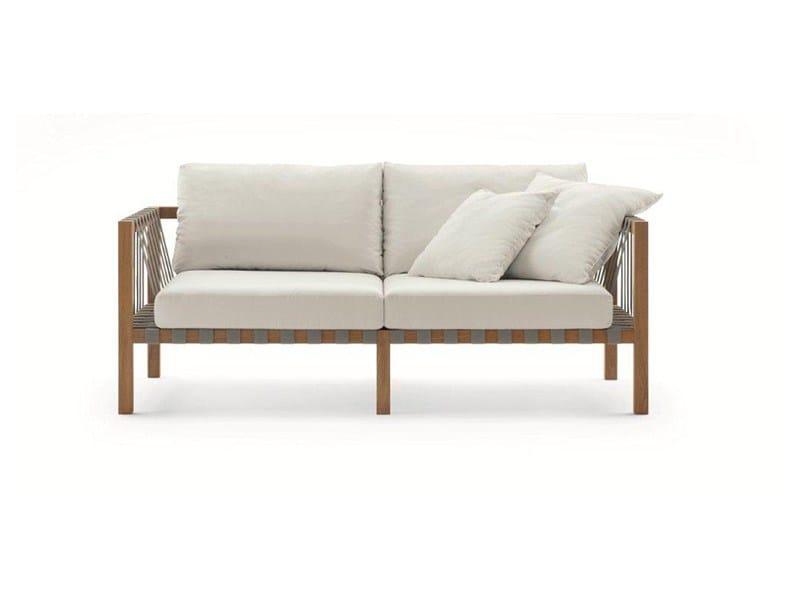 Teak sofa MISTRAL | Sofa by RODA