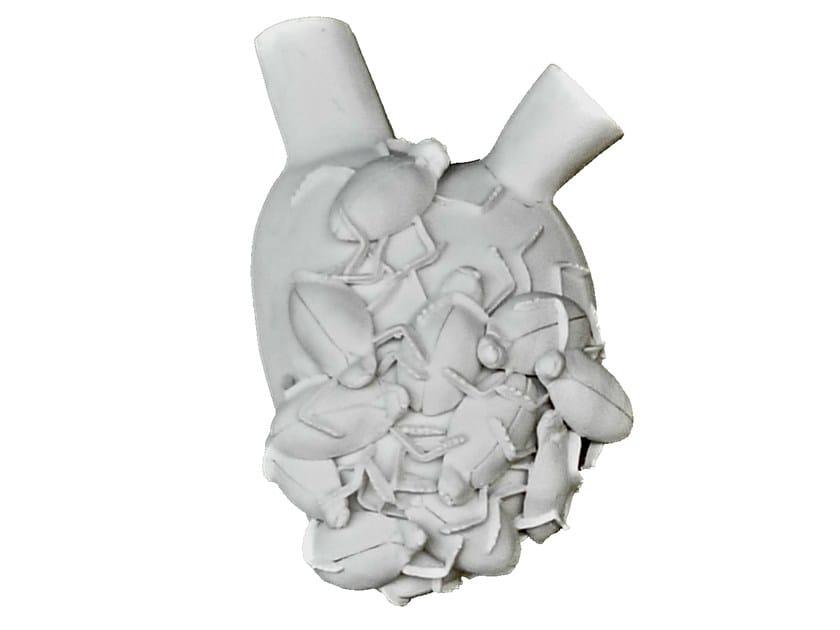 Porcelain wall decor item INSEMBRAI by Fos Ceramiche
