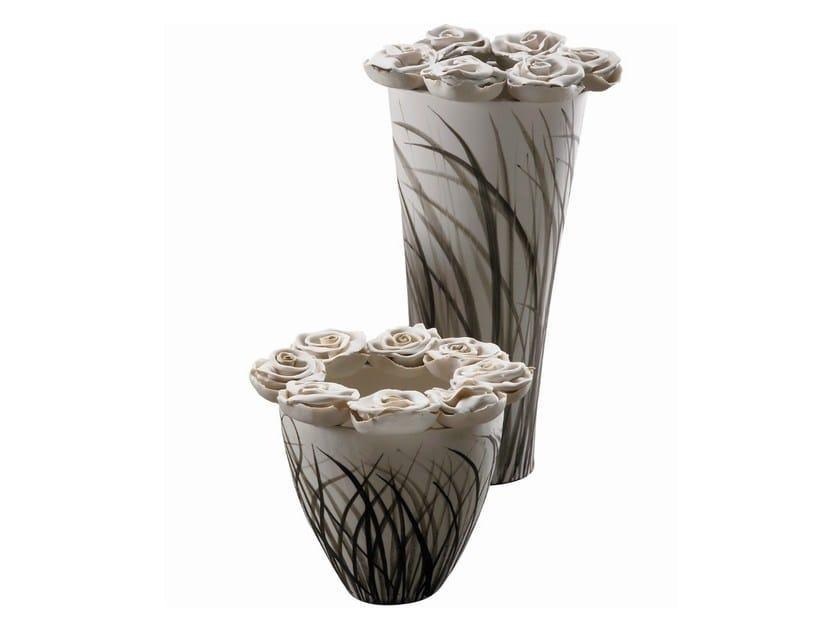 Porcelain vase NATURALIA | Vase by Fos Ceramiche