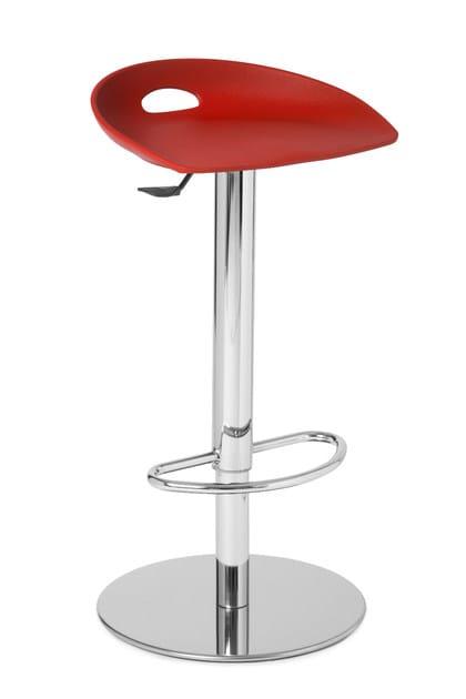 Height-adjustable stool ANNY | Height-adjustable stool by Mara