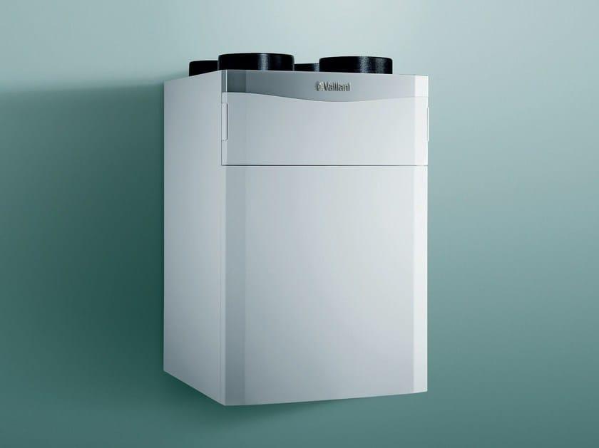 Sistema di ventilazione meccanica controllata recovair by vaillant - Ventilazione forzata bagno ...