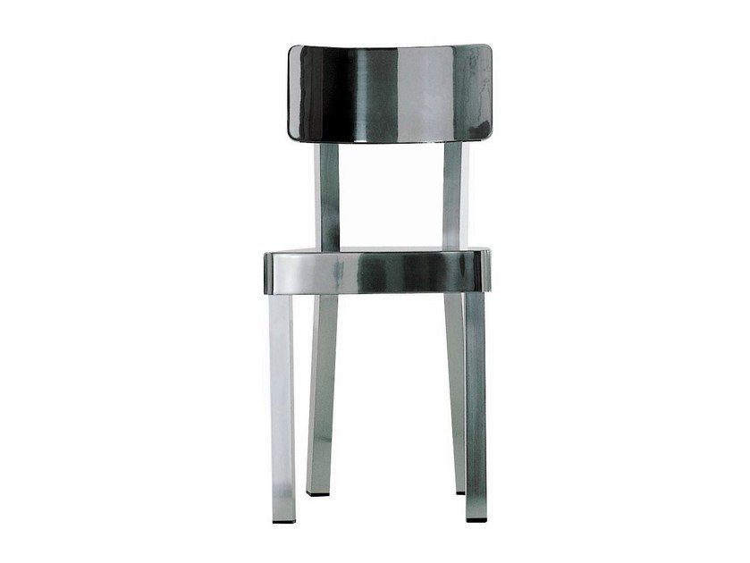 Aluminium chair INOUT 23 IN by Gervasoni