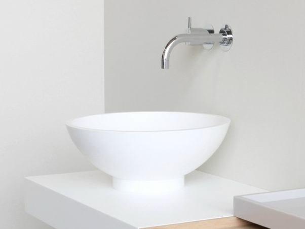 HI-MACS® washbasin HI-MACS® for bathroom by HI-MACS