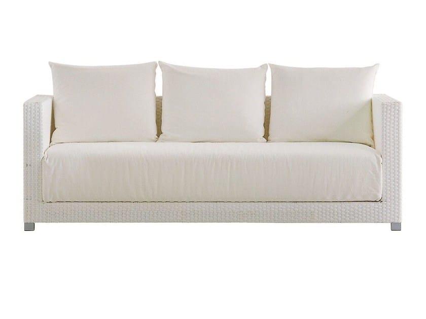 Design 3 seater sofa INOUT 203 by Gervasoni