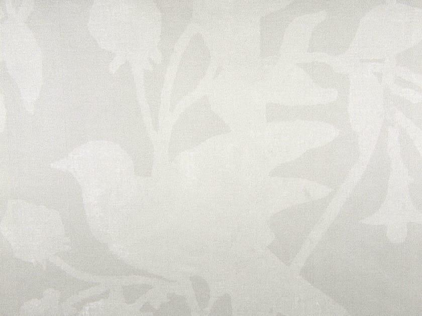 Silk and cotton fabric HAVILLAND by KOHRO