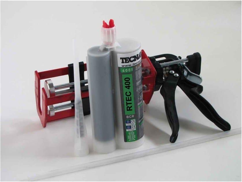 Chemical anchor RTEC400 by TECNARIA