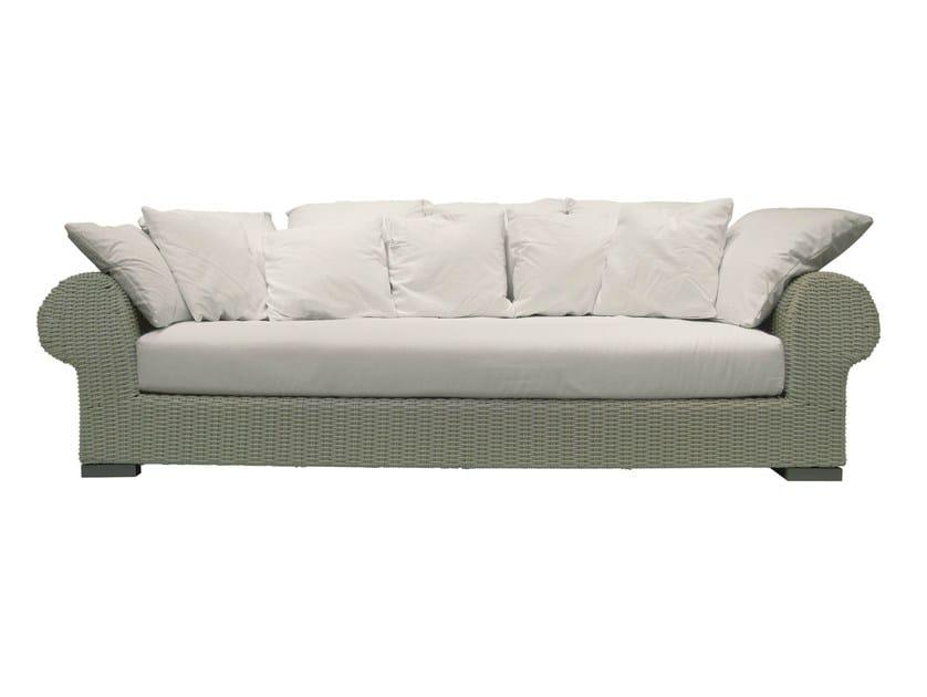 4 seater sofa INOUT 603 by Gervasoni
