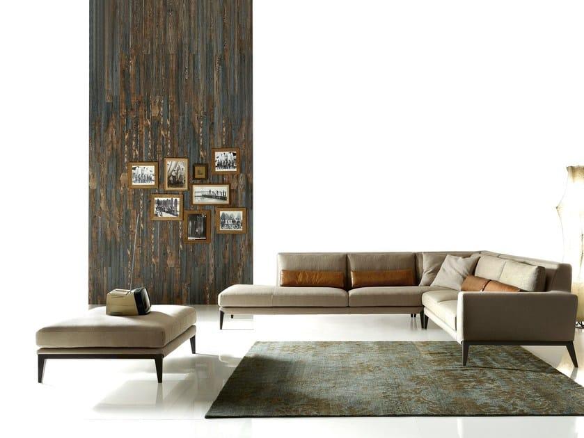 Corner fabric sofa MILLER | Corner sofa by Ditre Italia