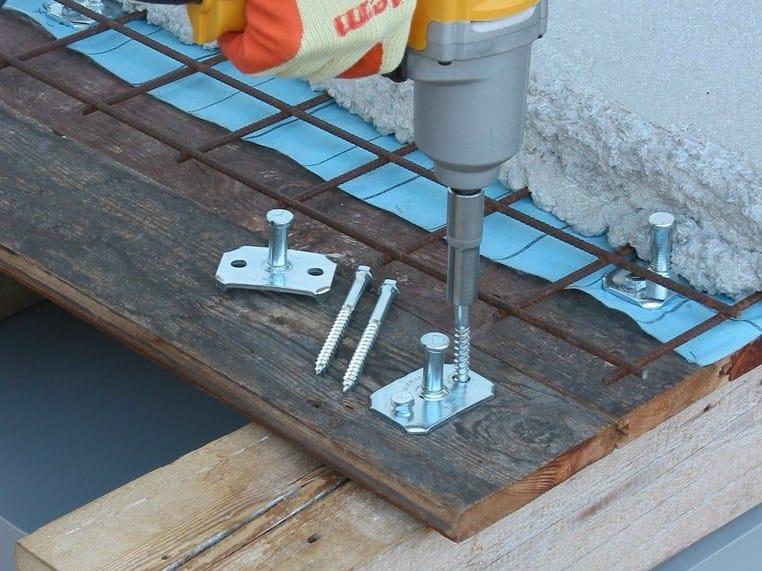 Floor slab connector CTL MAXI by TECNARIA