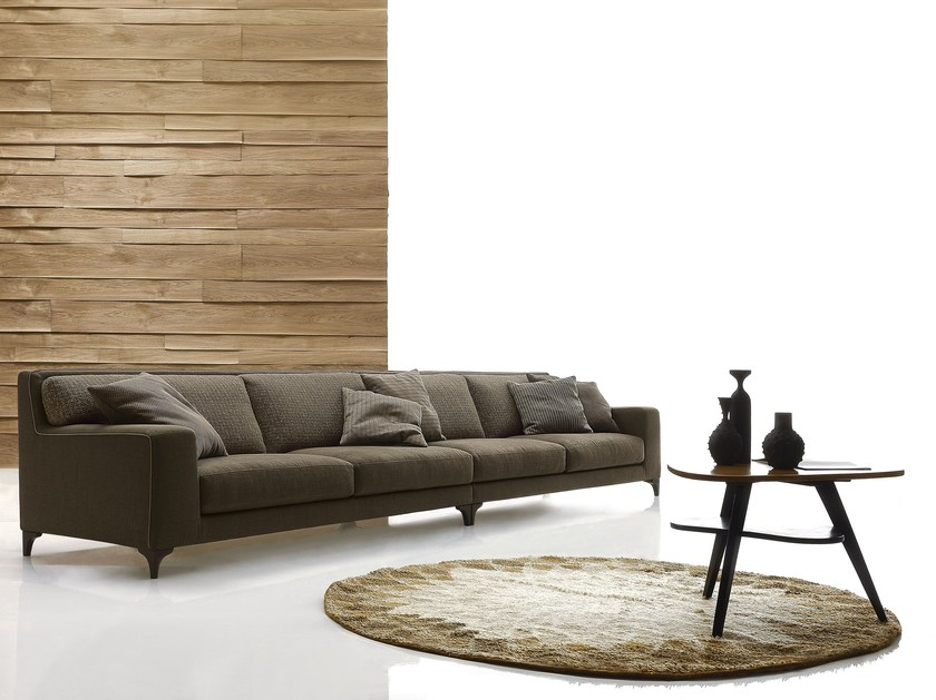 Sectional fabric sofa MORRISON | Sectional sofa by Ditre Italia