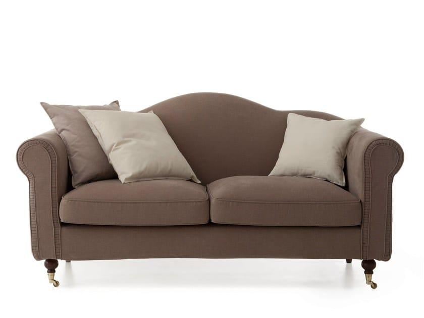 2 seater sofa LANCASTER by Minacciolo
