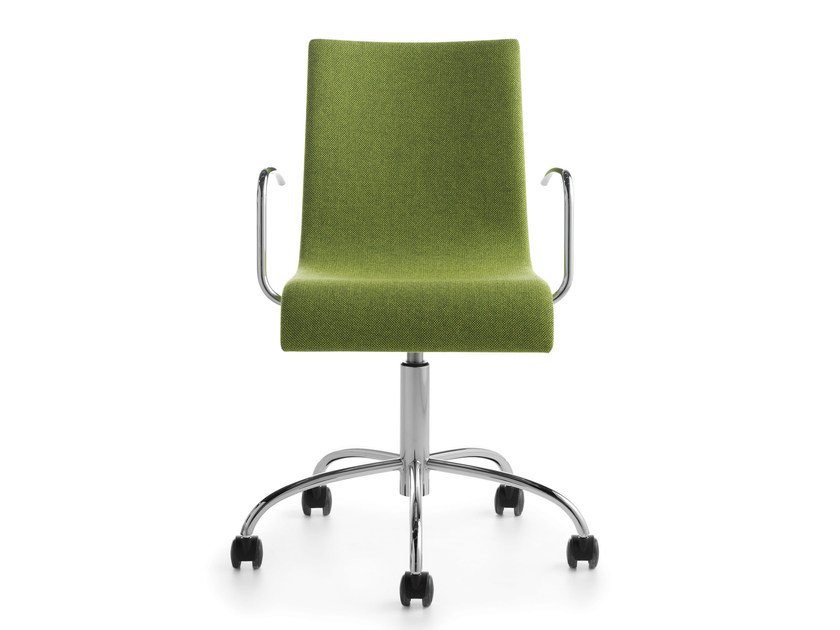 Task chair with armrests ASIA PD | Task chair by Crassevig