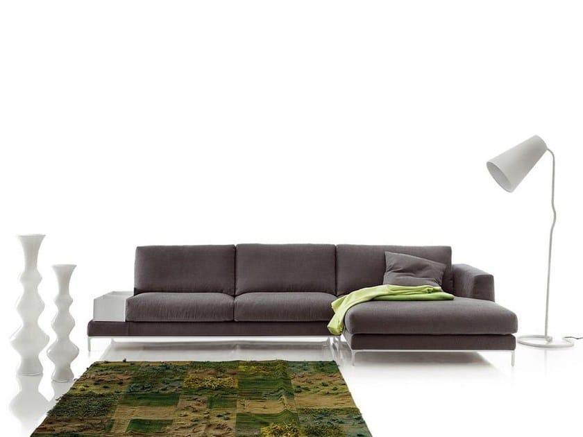 Sectional fabric sofa ARTIS by Ditre Italia