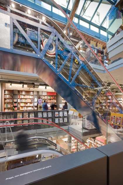 Pilkington Optilam™ Librerie Coop-Bologna
