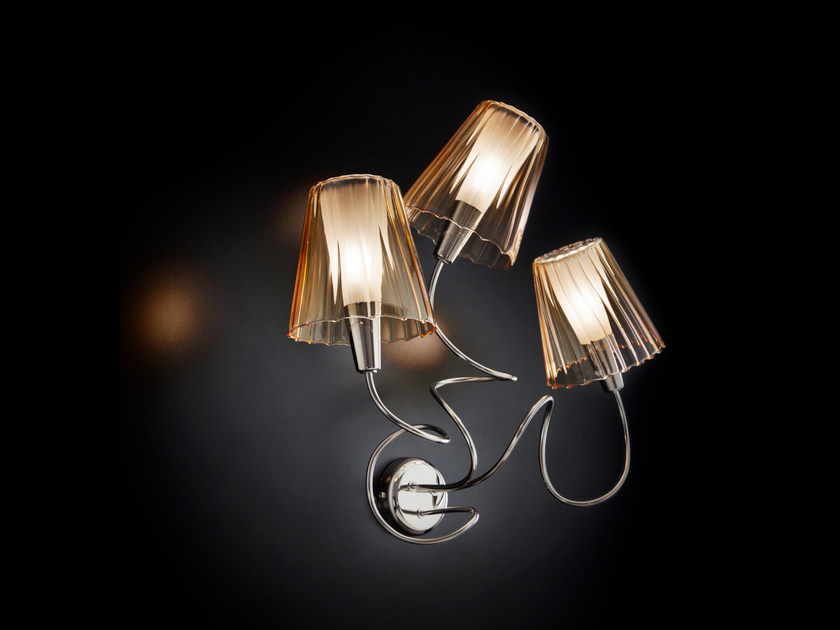 Wall lamp ARIA | Wall lamp by Metal Lux
