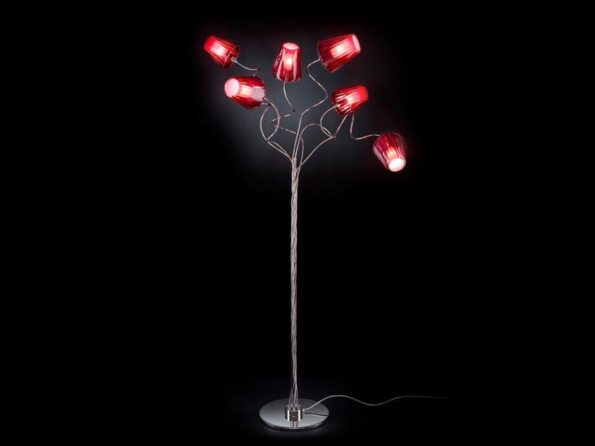 Floor lamp ARIA | Floor lamp by Metal Lux